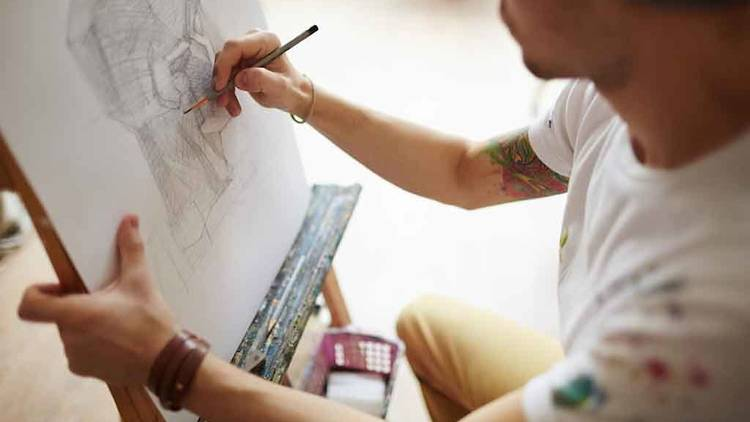 Drawing classes in NYC