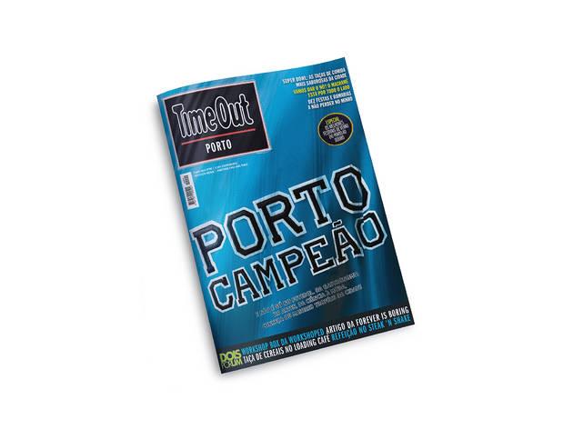 A Time Out Porto deste mês