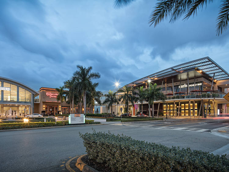 Your guide to the best malls in Miami