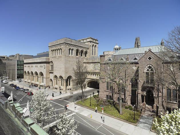 Yale University Art Gallery Swartout and Street Hall Renovation