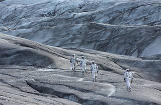 Ciclo de cine A través del espacio-tiempo