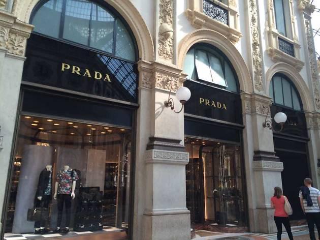 Prada flagship