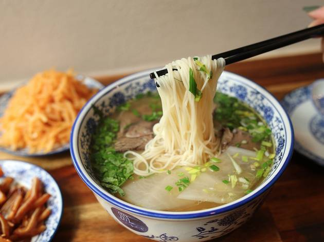 The best noodle soups in Melbourne