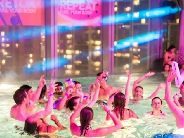 W Hong Kong 2018 X Summer Crush Pool Party
