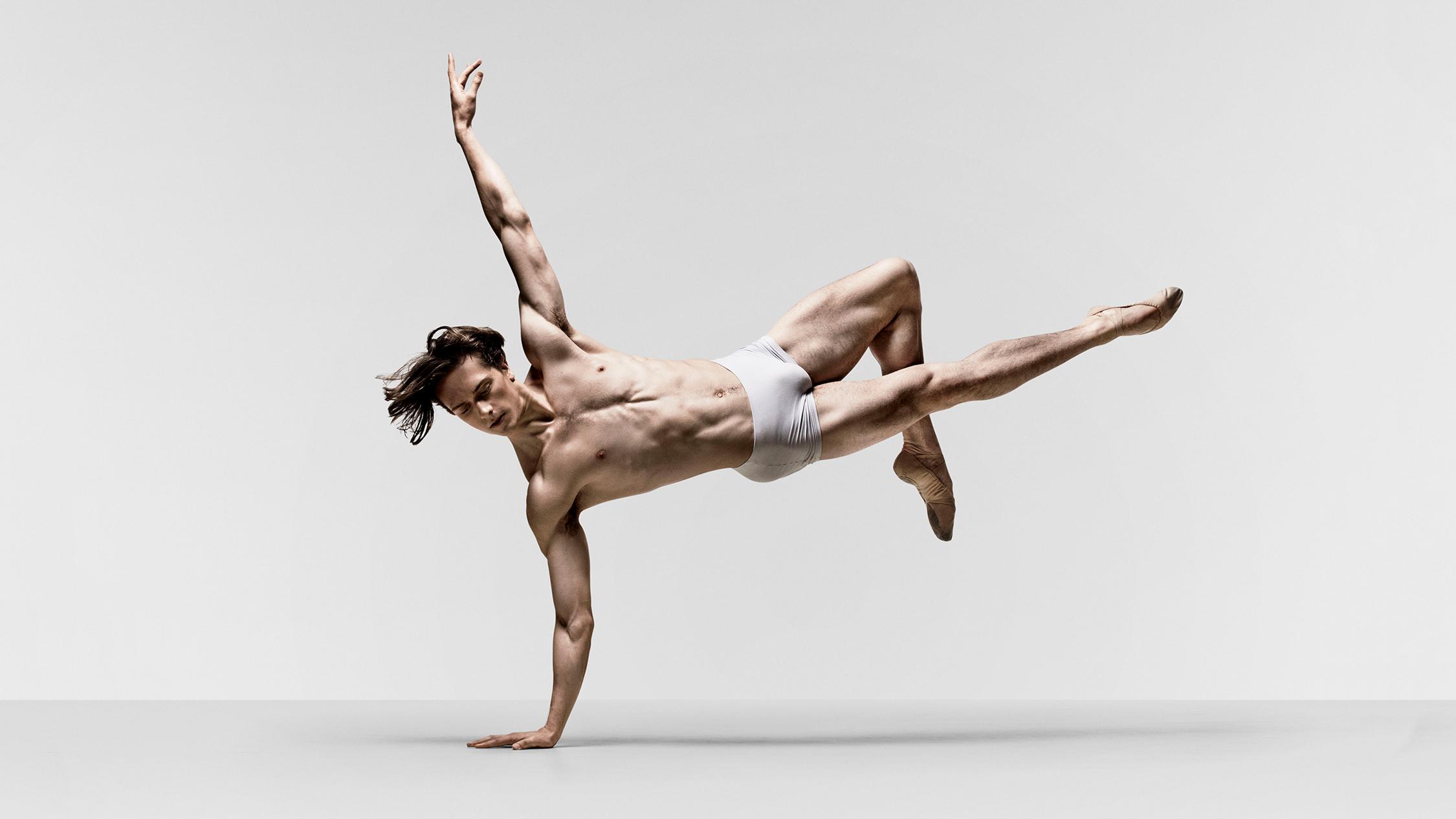 The Australian Ballet Verve 2018 hero image feat Callum Linnane Credit: Photograph: Taylor-Ferné Morris