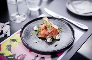 Sofitel Melbourne Modern New Yorker Lunch
