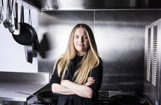 Sophie Storen of Cooke's Catering