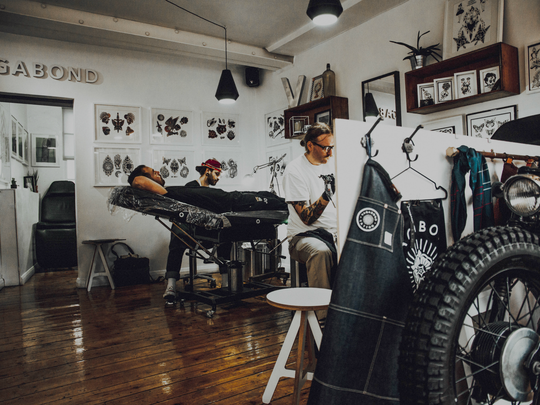 Vagabond Tattoo Shop