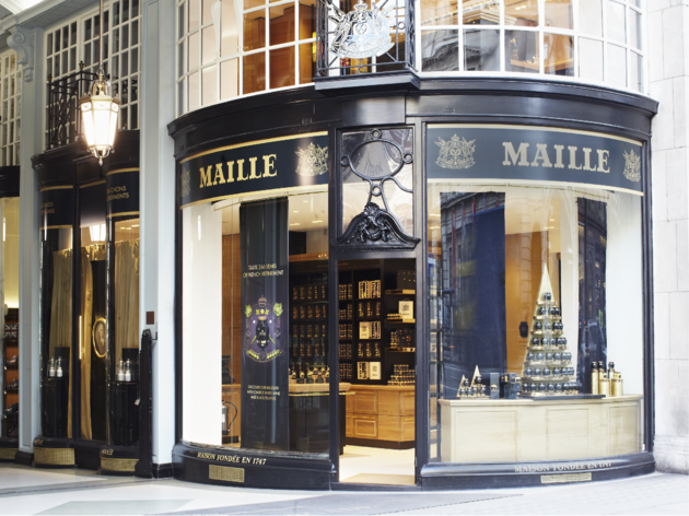La Maison Maille | Shopping in Piccadilly, London