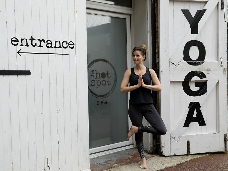 The Hot Spot Yoga