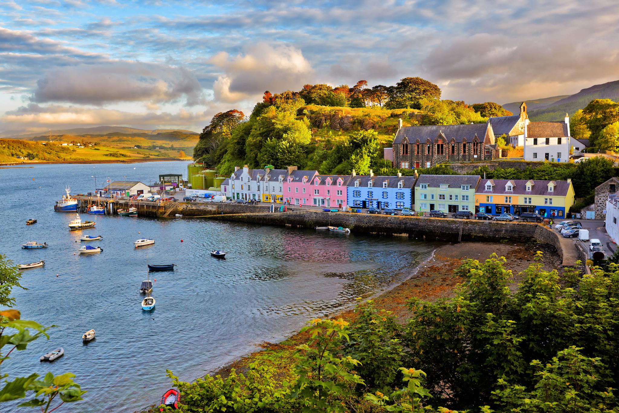 Stock photo of Isle of Skye