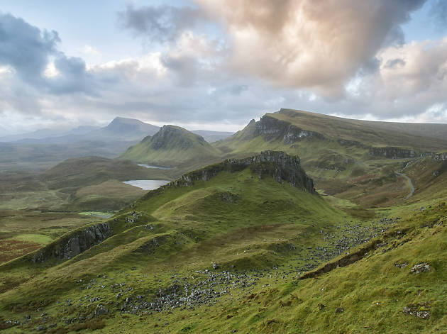 Isle of Skye, for use with Premier Inn print features hub, winners feature.