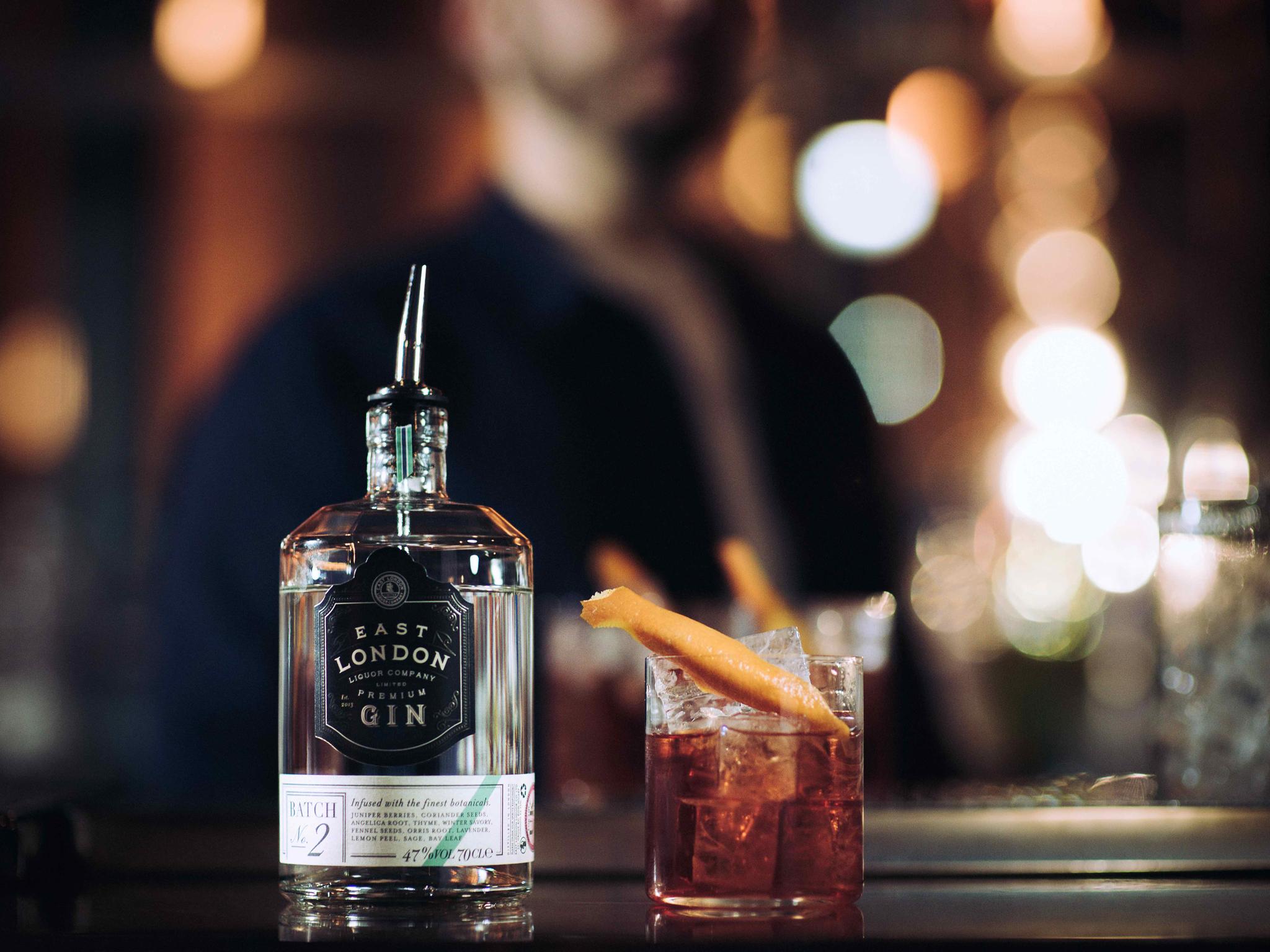 negroni, east london liquor club