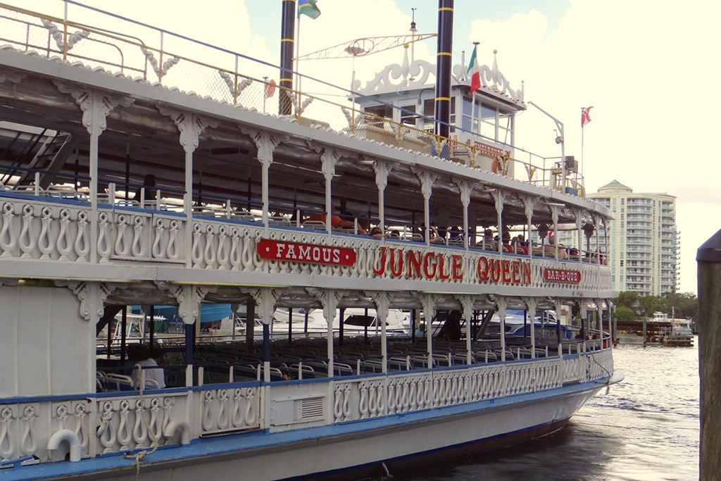 Jungle Queen Cruises Fort Lauderdale