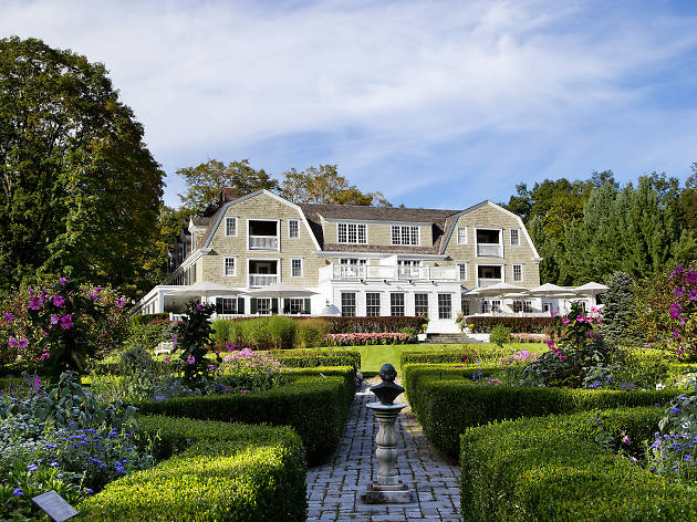 Grace Mayflower Inn And Spa