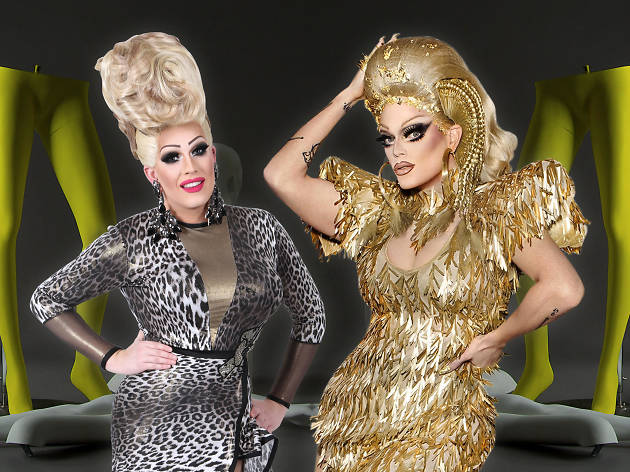 Babydrag with Morgan McMichaels