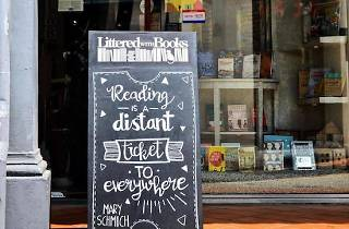 Littered with Books