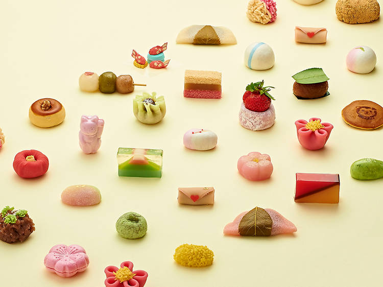 Ultimate guide to wagashi