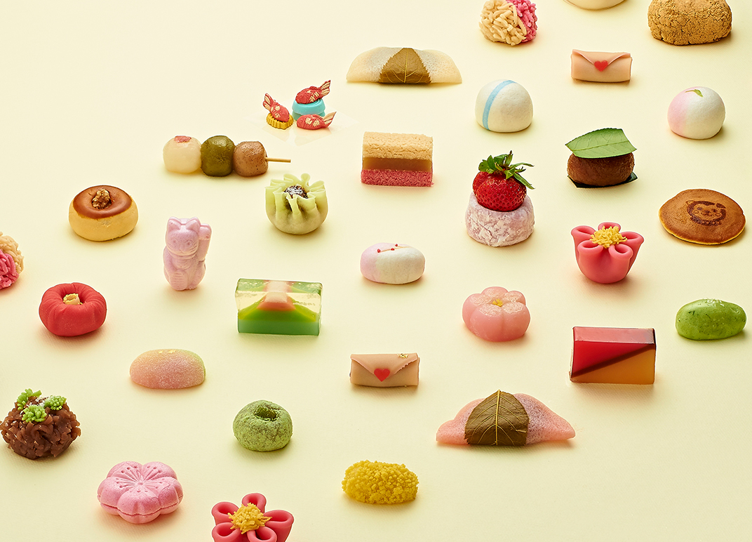 wagashi feature