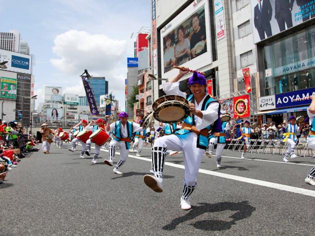 Shinjuku Eisa Festival