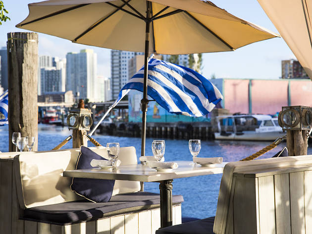 The best waterfront bars in Miami to check out right now