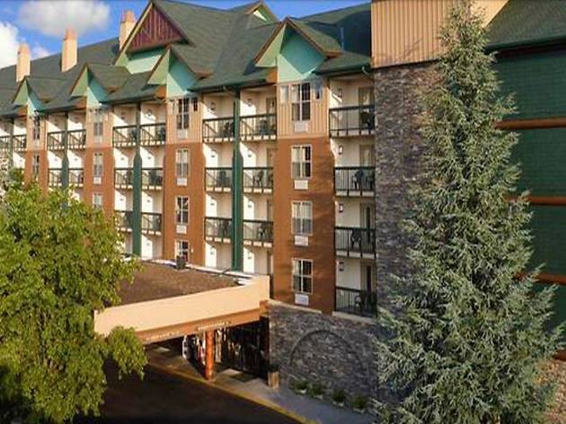 Spirit of the Smokies Condo Lodge
