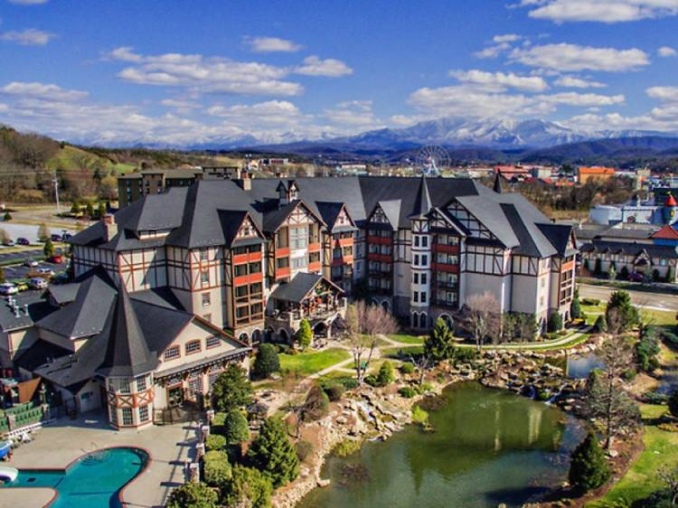 The 10 best hotels in Pigeon Forge