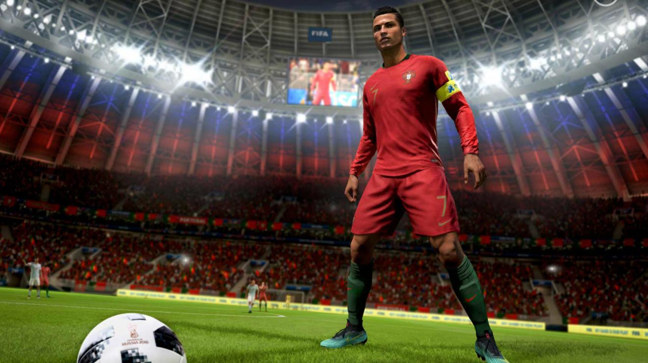 El Mundial de Rusia 2018 ya empezó… en las consolas