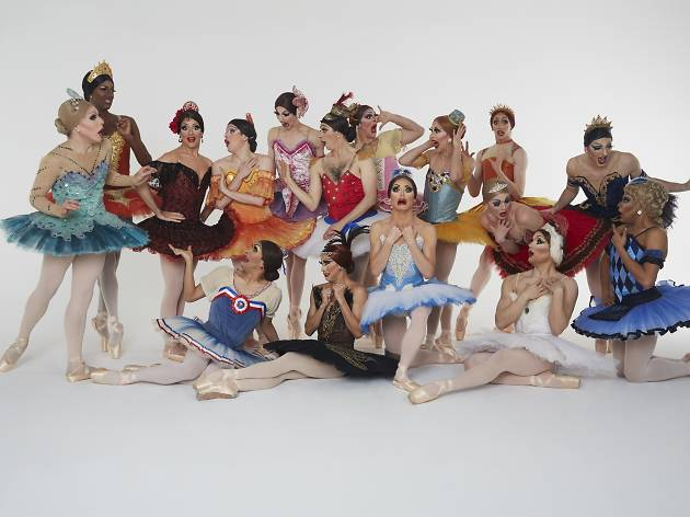 Les Ballets Trockaedero de Monte Carlo