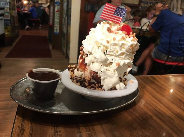 Jaxson's Ice Cream Parlor and Restaurant