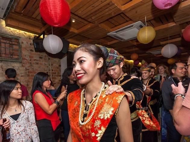 Gawai Kaamatan at Pisco Bar