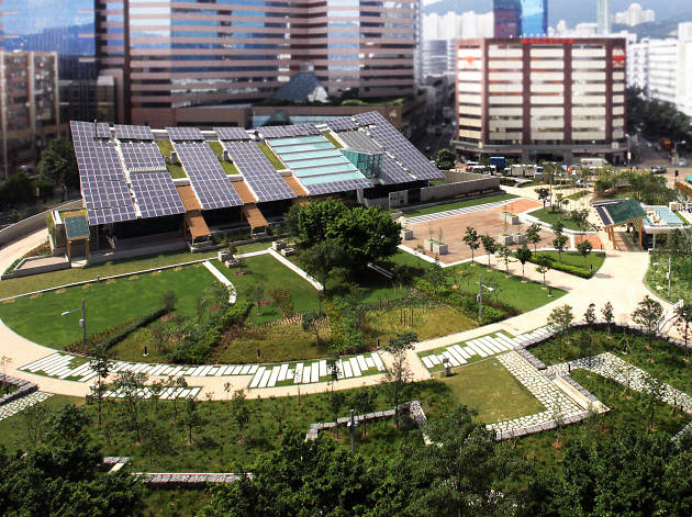 Zero Carbon Building Things To Do In Kowloon Bay Hong Kong