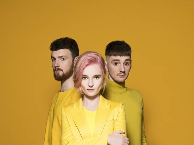 British electronic trio Clean Bandit to perform in Bangkok for the first time