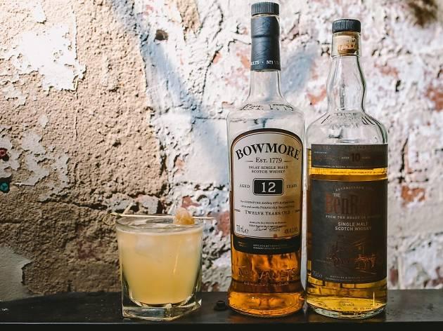 Howler winter whisky pop up