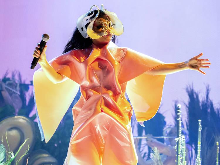 Björk: la consagració del Primavera