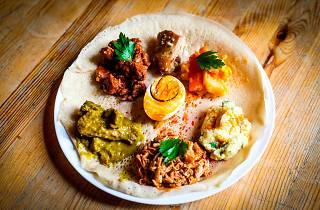 Supper Club solidário: Cozinha da Eritreia