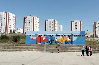 Arte urbana Marvila
