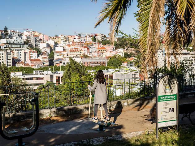 Circuito de manutenção Jardim do Torel