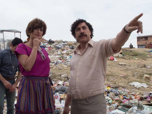 Escobar. La traición con Javier Barden y Penélope Cruz