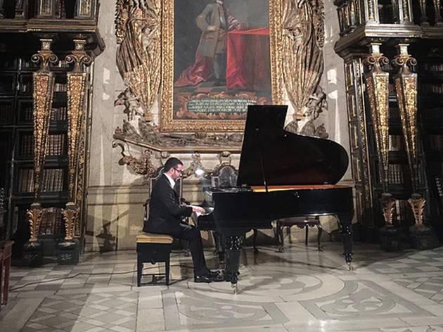 Mignone, Haydn, Liszt