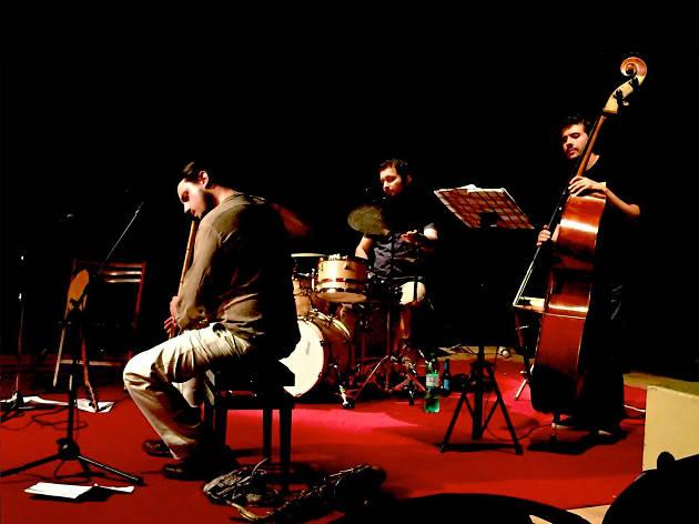 Federico Pascucci East Trio