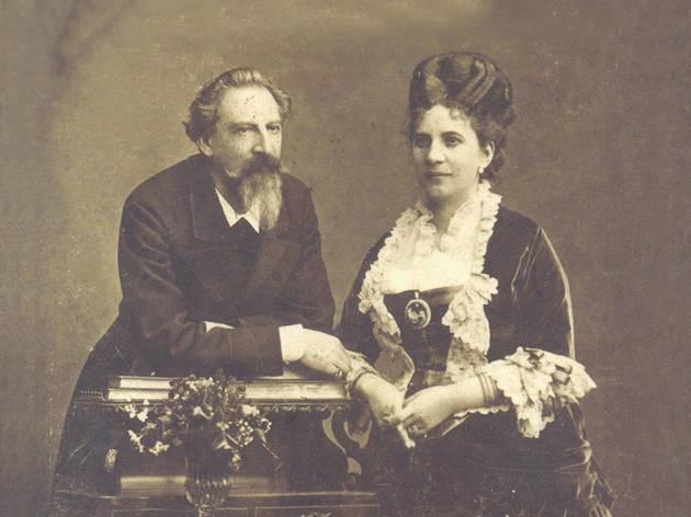 Fernando II & Condessa d'Edla
