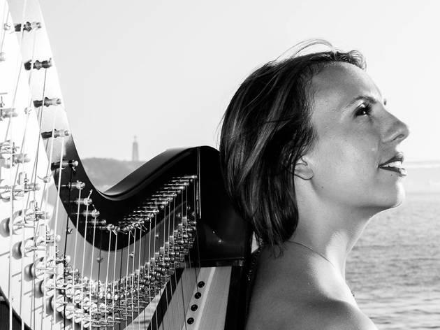 Recital de harpa e guitarra portuguesa