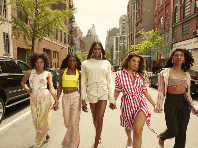 The cast and creator of Pose on bringing authentic trans POC stories to TV