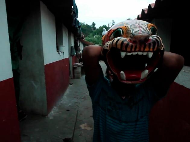 Tecuani, hombre jaguar