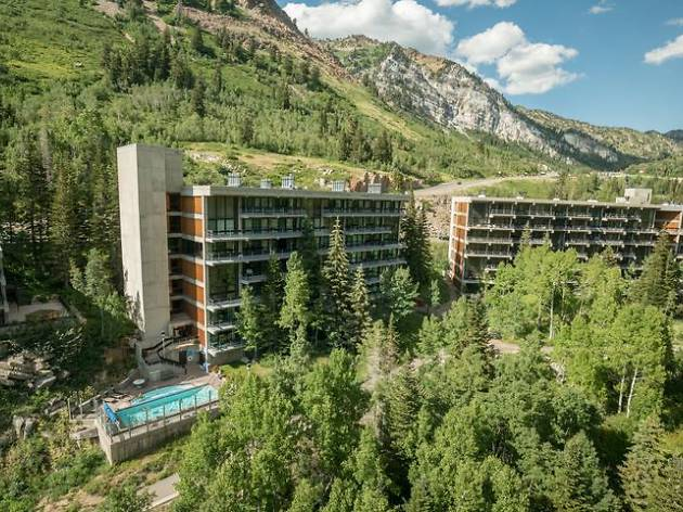 The Cliff Lodge at Snowbird