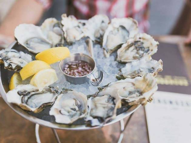 Ironside Fish & Oyster