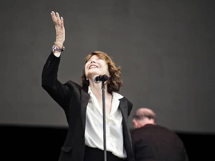 Jane Birkin: Capvespre simfònic