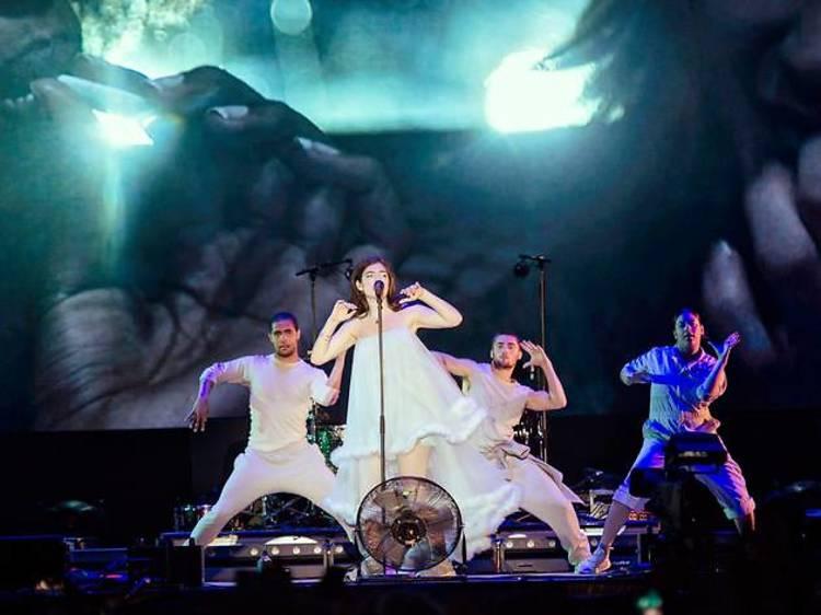 Lorde: música de ball