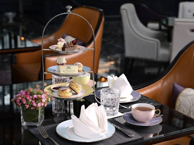The St Regis Kuala Lumpur classic afternoon tea